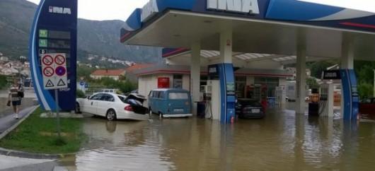 Chorwacja - Z powodu dużych opadów deszcze wprowadzono stan wyjątkowy 4