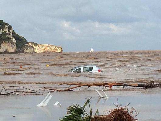 Chorwacja - Z powodu dużych opadów deszcze wprowadzono stan wyjątkowy 5