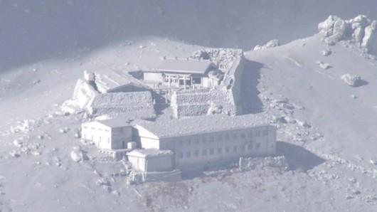 Japonia - Wulkan Ontake zabił co najmniej 30 osób 3