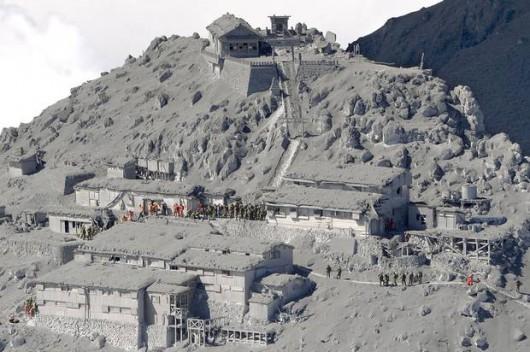 Japonia - Wulkan Ontake zabił co najmniej 30 osób 6