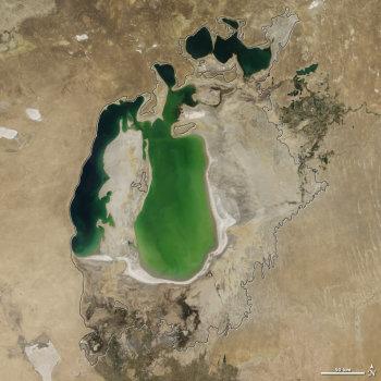 Jezioro Aralskie 02