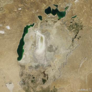 Jezioro Aralskie 09