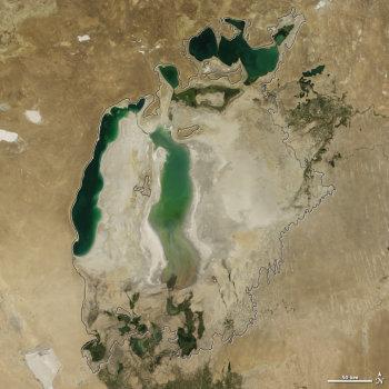 Jezioro Aralskie 10