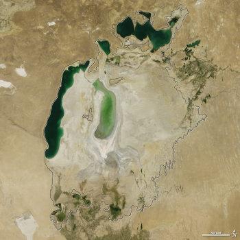 Jezioro Aralskie 11