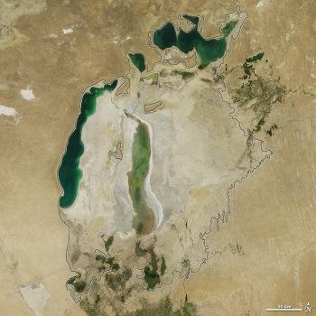 Jezioro Aralskie 12