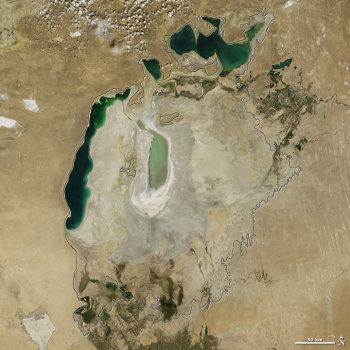 Jezioro Aralskie 13