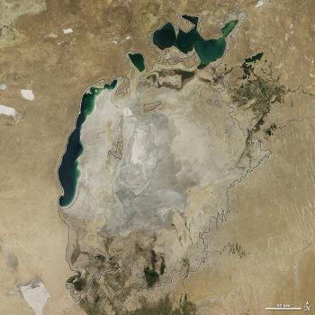 Jezioro Aralskie 14