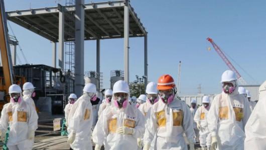 Katastrofa w Fukushimie zmusiła władze Japonii do zweryfikowania polityki energetycznej kraju. PAP/EPA