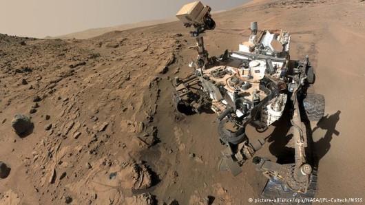 Mars - Curiosity