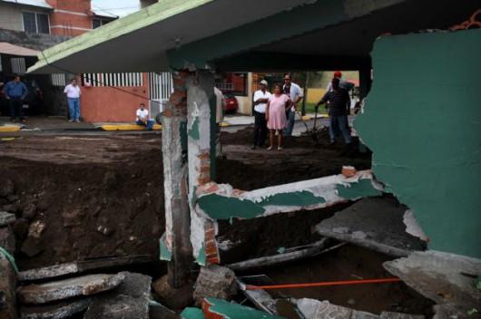 Meksyk szykuje się na nadejście tropikalnego sztormu Dolly 2