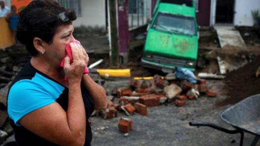 Meksyk szykuje się na nadejście tropikalnego sztormu Dolly 3