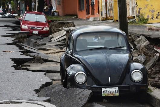 Meksyk szykuje się na nadejście tropikalnego sztormu Dolly 4