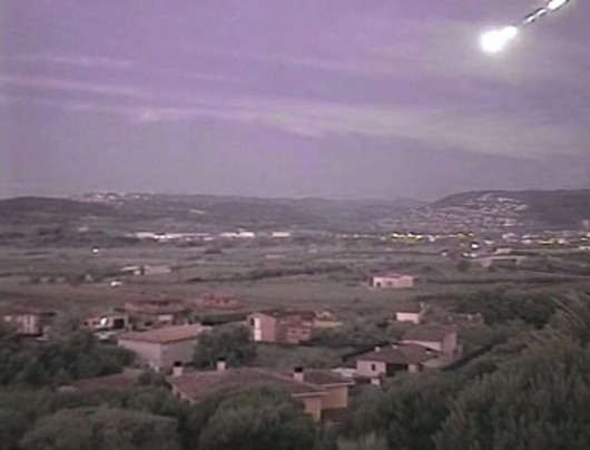 Meteor Hiszpania 2