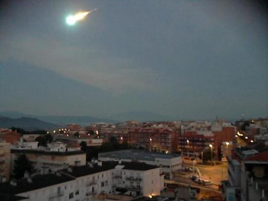 Meteor Hiszpania 3