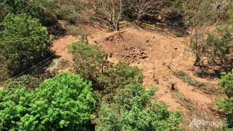 Nikaragua - W nocy spadł meteoryt 1