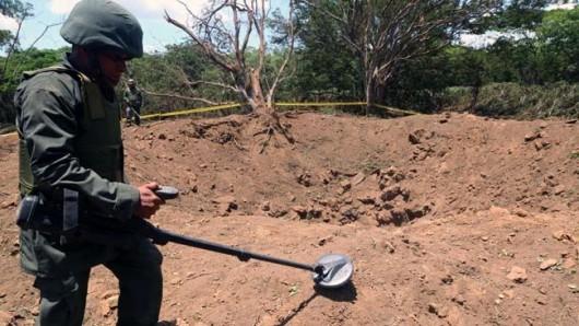 Nikaragua - W nocy spadł meteoryt 2