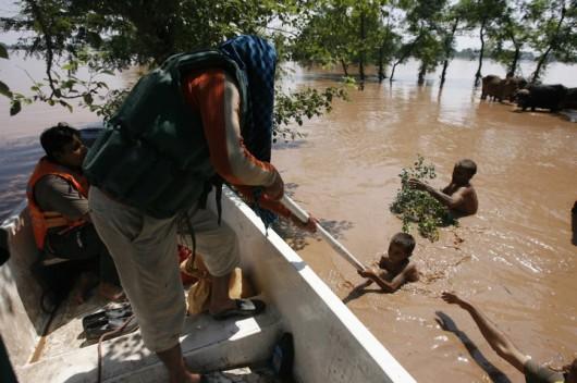 Pakistan - Powódź 7