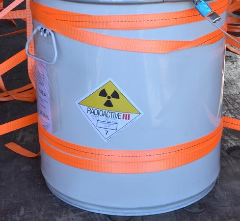 Radioaktywna substancja
