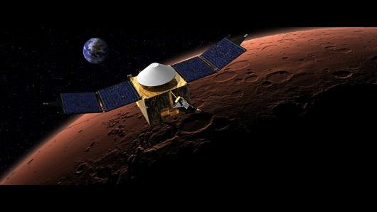 Satelita MAVEN - Mars