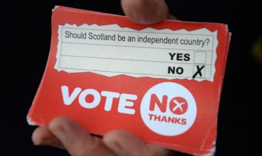 Szkocja - Wybory