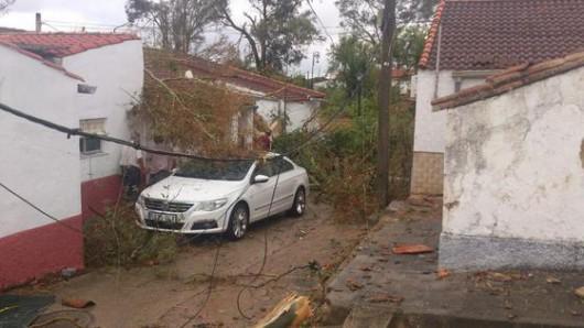 Tornado w Hiszpanii 1