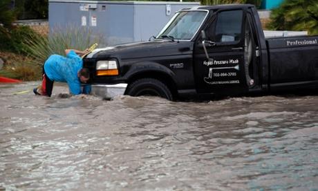 Las Vegas Flooding