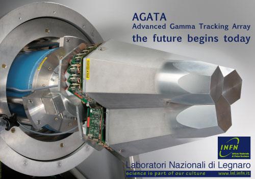 Włochy - Advanced Gamma Tracking Array