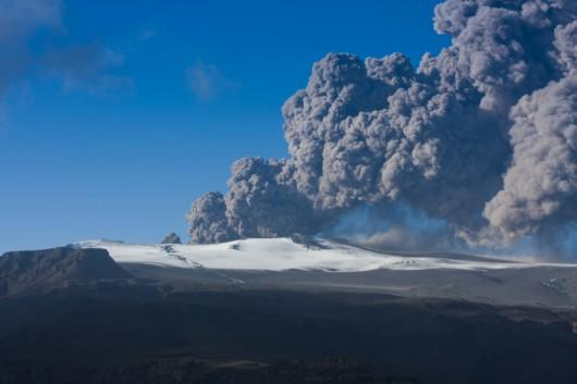Wulkan Eyjafjallajokull