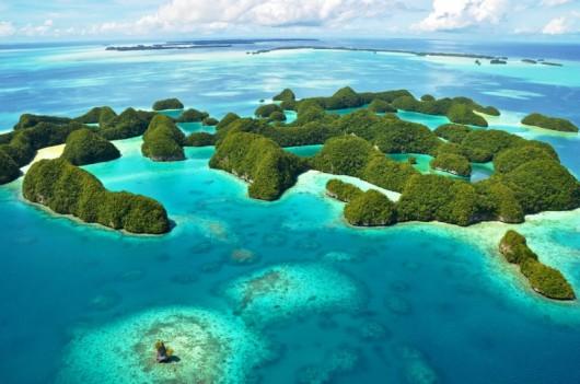 Wyspy pacyficzne