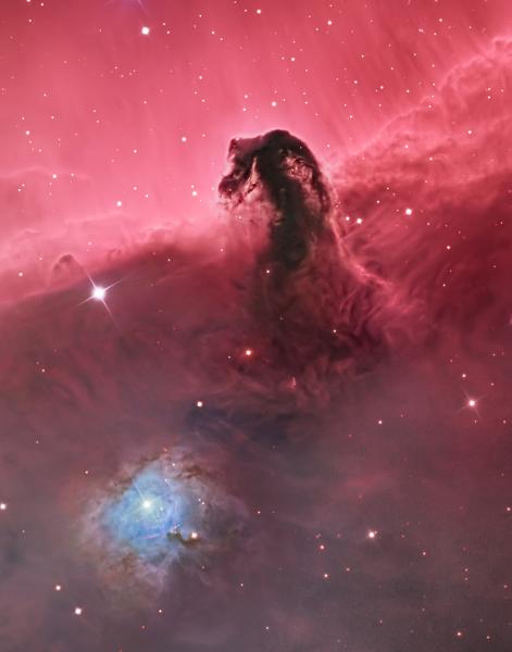 Zwycięska fotografia w kategorii Daleki Kosmos
