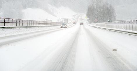 Śnieg - Niemcy 2