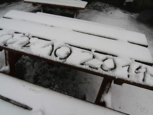 Śnieg - Niemcy 3