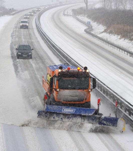 Śnieg - Niemcy 4
