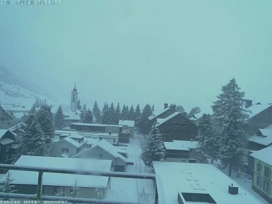 Śnieg - Niemcy