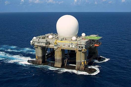 Amerykański radar SBX-1