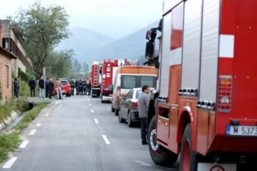 Bułgaria - Potężna eksplozja w zakładzie produkującym materiały wybuchowe