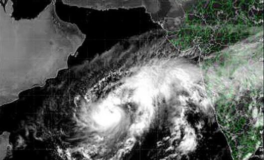 Cyklon tropikalny Nilofar 2