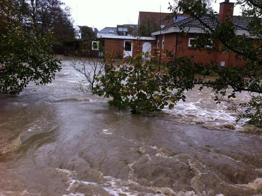 Dania - W dwa dni lokalnie spadło 148 l_mkw deszczu 2