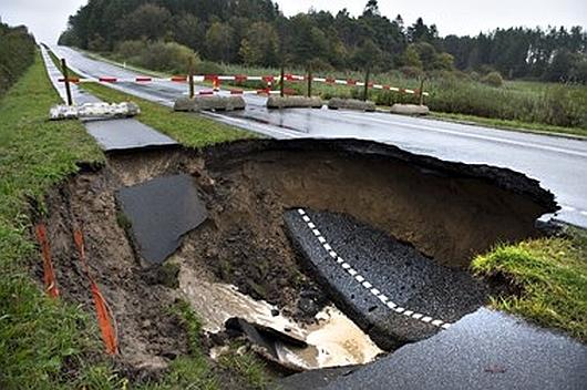 Dania - W dwa dni lokalnie spadło 148 l_mkw deszczu 9