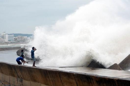 Indie - Cyklon Hudhud 2