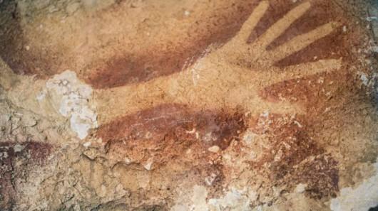 Indonezja - Rysunki na wyspie Sulawesi mają 40 tysięcy lat 3