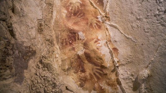 Indonezja - Rysunki na wyspie Sulawesi mają 40 tysięcy lat 5