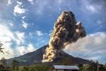 Indonezja - Wulkan Sinabung