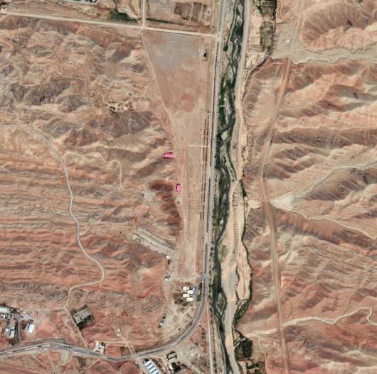 Iran - Wybuch w bazie wiązanej z programem jądrowym, zniknęło kilka budynków