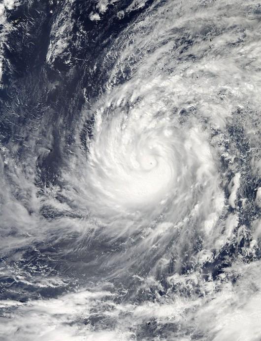 Japonia - Tajfun Fanfon