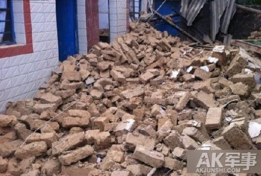 Japonia - Trzęsienie ziemi