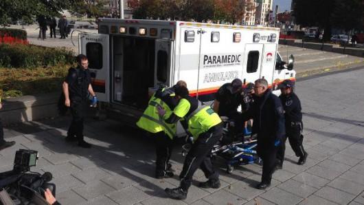 Kanada - Strzelanina w budynku parlamentem w Ottawie