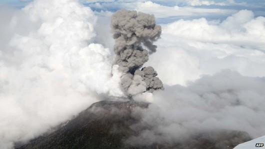Kostaryka - Po 148 latach budzi się wulkan Turrialba 1