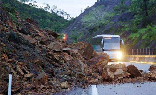 Meksyk - Powodzie i lawiny błotne na południu kraju 10