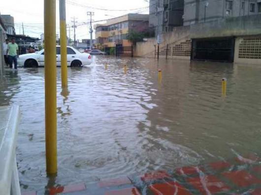 Nikaragua - Powódź z powodu silnych opadów deszczu 4